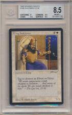 BGS 8.5 MTG Magic the Gathering Arabian Nights King Suleiman NM/MINT Condition!!