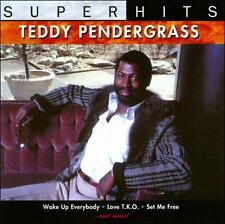 TEDDY PENDERGRASS CD SUPER HITS NEW