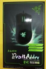 USB 3500 DPI OEM Razer chroma Deathadder juego Elite Ratón con cable