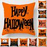 Halloween Pumpkin Pillow Case Pumpkin Throw Cushion Cover  Pillowcase Home Decor