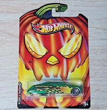 Rare Hot Wheels Dream Halloween '49 Mercury 2012 Purple Passion Green Limited