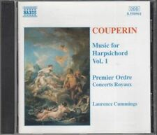 Music For Harpsichord, Vol. 1 : Couperin