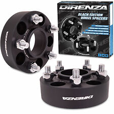 DIRENZA HUBCENTRIC 5 x 114.3 40mm ALLOY WHEEL SPACERS PAIR FOR GRAND CHEROKEE XJ