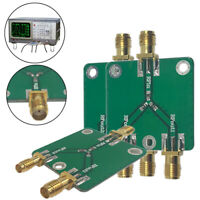 RF Microwave Power Divider Splitter 1 bis 2 Combiner SMA DC 5GHz 6dB