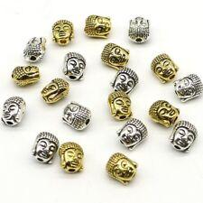 Anhänger Buddha Perle Metall 25mm #1041 TOP
