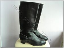 Boots boxcalf Army Women's Officer Military Boots calf chrome 39 rarity