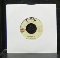 """Harvey Scales And The Seven Sounds - Get Down VG 7"""" Vinyl 45 Magic Touch 45-2007"""