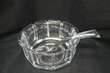 """11 3/4"""" William bounds Grainware Large Bowl With Serving Spoon -A2"""