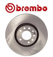 Front Left or Right Coated Vented 314x28 mm Brake Disc Rotor Brembo For Saab 9-3