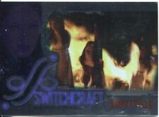 Smallville Season 4 Switchcraft Chase Card SW-1