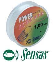 Sensas Power Gum 10m Spool Elastic Fishing Shock Absorbing Feeder line 0.5 + 1mm