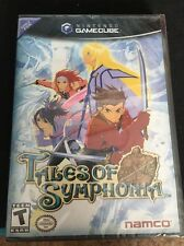 Sealed Tales Of Symphonia GameCube. Near Mint. No Stickers Or Tears.