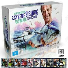 Extreme Fishing DVD : Ultimate Collection : Brand New 19 DVD Boxset (RARE)