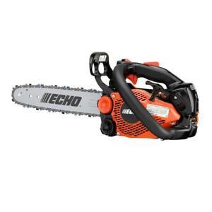 """Echo CS2511T-14, 25 CC Top Handle Chainsaw, 14"""" Bar and Chain CS-2511t-14"""