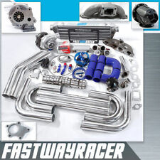 00-09 S2000 AP AP1 AP2 F20C F22C T04E T3 T3/T4 Turbo Kit Cast Turbo Manifold 350
