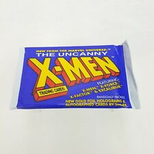 1992 Impel Marvel Universe X-Men The Uncanny Jim Lee Trading Card Pack! CA