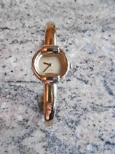 Ladies Gucci Gold 1400L  Bracelet  Watch Genuine