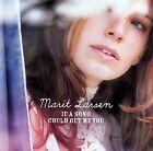 MARIT LARSEN : IF A SONG COULD GET ME YOU / CD (LTD. EDITION)
