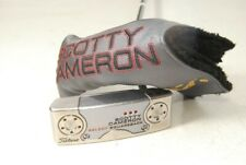 """Titleist 2018 Scotty Cameron Select Squareback 34"""" Putter Right Steel # 103449"""