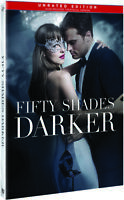 Fifty Shades Darker [New DVD] Unrated