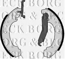 REAR  BRAKE SHOES FOR VW GENUINE OE BORG & BECK  BBS6181