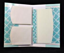 Vintage Hallmark Stationery Set. 16 Decorated Sheets and 8 Envelopes. 300BM593-3