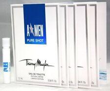 Thierry Mugler A* Men Pure Shot EDT 1.2ml Mini Sample Spray X 1