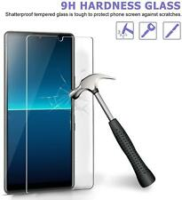 """For Sony Xperia L4, (6.2""""), Premium 9H Tempered Glass HD Screen Guard Protector"""