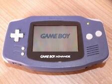Nintendo Game Boy Advance Console * PURPLE * FREE International Shipping Retro