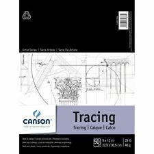 """Canson Artist Series Tracing Paper Pads - 9x12"""" - 9X12"""""""