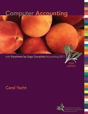 NEW - Computer Accounting with Peachtree by Sage Complete Accounting 2011