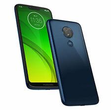 "Brand New!! Motorola Moto G7 Power GSM UNLOCKED Worldwide!!!- 32GB - - 6.2""-Blue"