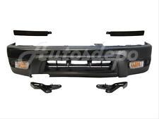 Bundle for 99-02 4Runner Front Bumper Bar Valance Filler Bracket W/Flare Hole 8P