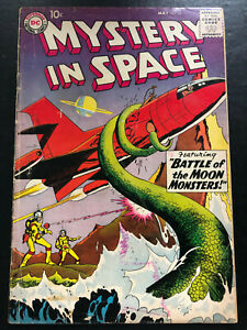Mystery In Space #51 GD/VG (3.0)