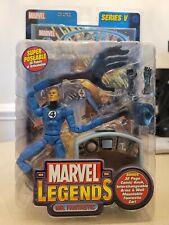 Marvel Legends Series V 5 Fantastic Four 4 - MR. FANTASTIC (ToyBiz, 2003) NIB