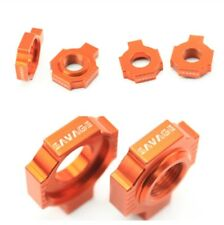 Chain Adjuster For KTM EXC 450 520 525 125 200 250 300 380 400 CNC Anodized