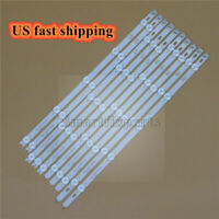 Full LED Strips For LG 42'' TV LC420DUE 42LN5400 6916L-1385A/1386A/1387A/1388A