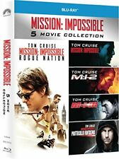 5053083057954 Paramount Blu-ray Mission Impossible - 5 Movie Collection (5 Blu-r