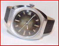 Rare montre ancienne mécanique automatique homme Poljot~L'URSS 1980's