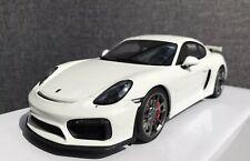 Porsche Cayman GT4  1:18 von GT Spirit Limitiert auf 1500 Stück