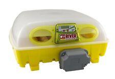 Incubatrice Uova 49 Automatica Gallina Oca Anatra |Antibatterico| Made in Italy