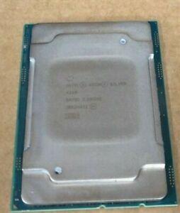 Intel Xeon Silver 4210 Processor 13.75M Cache, 2.20 GHz