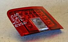 Mercedes E Class Inner Brake Light Right Rear A2129060258 W212 Saloon 2012