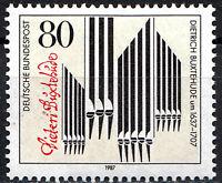 1323 postfrisch BRD Bund Deutschland Briefmarke Jahrgang 1987