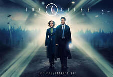 X-Files: Collector's Set Seasons 1-9 Collection Blu-ray Box Set- Brand New