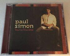 Paul Simon 2000 YOU'RE THE ONE Music CD