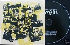MANSUN Legacy-The Best Of...2006 UK 17-trk promo CD card sleeve