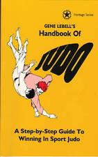 Gene Lebells Handbook of Judo by Gene Lebell (1996)