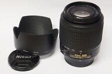 Nikon AF-S DX 55-200  mm G ED Objektiv gebraucht in ovp