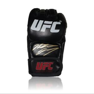 Nate Diaz Signed UFC Glove/Mitt